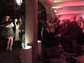 Don acoustic at Napp Gala Salzburg